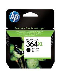 CARTUCCIA ORIGINALE HP CN684EE BLACK 364XL