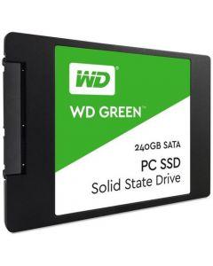 """SSD WESTERN DIGITAL WDS240G2G0A - 240GB 2.5\""""\"""" SATA3 GREEN"""